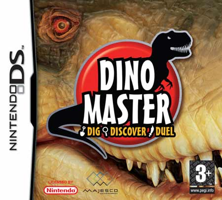 Dino Master - Dig Discover Duel